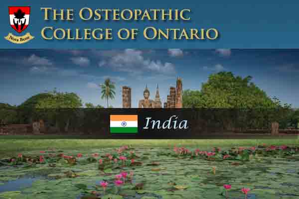 The Osteopathic College of Ontario India